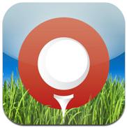 スコアカードはiPhoneアプリに任せてプレイに集中しよう。「Golfshot」無料、GPS版は3,500円。