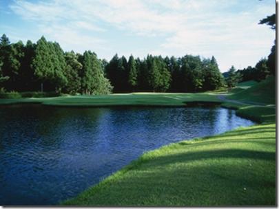 ゴルフラウンド9回目:フクイCCは51+54=105。