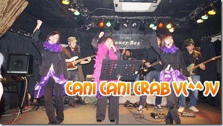 イベント告知:2013/5/18(Sat)16:00 上野BRASHにてライブやります。